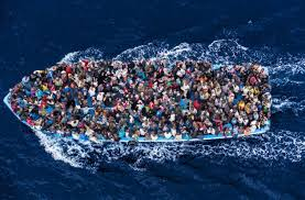 IMMIGRANT BOAT