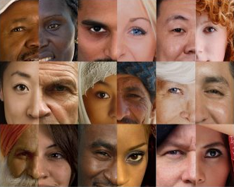 multicultural 1 diverse faces